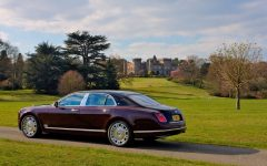 2012 Bentley Mulsanne Diamond Jubilee Review