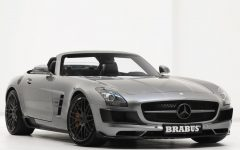 2012 Brabus Mercedes-Benz SLS AMG Roadster Review