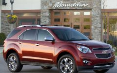 2012 Chevrolet Equinox Price and Review