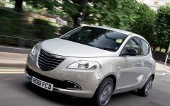 2012 New Chrysler Ypsilon Concept Information