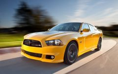 2012 Dodge Charger SRT8 Super Bee Concept Review