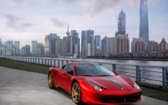 2012 Ferrari 458 Italia China 20th Anniversary