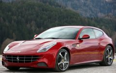 2012 Ferrari FF Grand Tourer Theme Concept