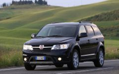 2012 Fiat Freemont Review