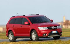 2012 Fiat Freemont AWD Review