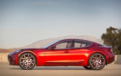 2012 Fisker Atlantic Concept and Picture