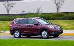 2012 Honda CR-V Car Review