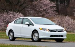 2012 New Honda Civic HF Concept Information