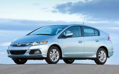 2012 Honda Insight Strong Aerodinamic Concept