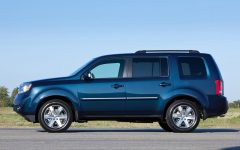 2012 Honda Pilot Concept Review
