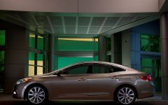 2012 Hyundai Azera Car Review