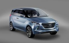 2012 Hyundai Hexa Space Concept Review