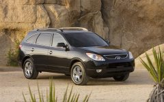 2012 Hyundai Veracruz Specs, Price and Review