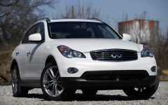 2012 Infiniti EX35 Price and Review