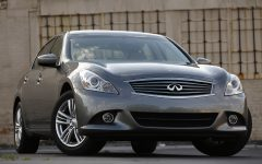 2012 Infiniti G25 Price and Review