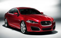 2012 Jaguar XFR Powertrain Dynamic Concept