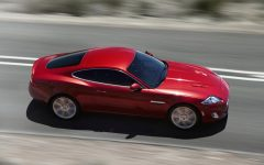2012 Jaguar XKR New Design Concept Information