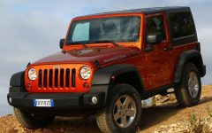 2012 Jeep Wrangler : Strong Performance Concept