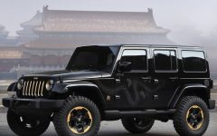 2012 Jeep Wrangler Dragon Specs Review