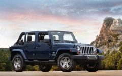 2012 Jeep Wrangler Freedom Edition Review