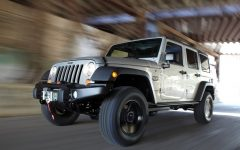 2012 Jeep Wrangler MW3 Review