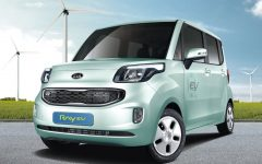 2012 Kia Ray EV Review