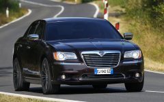 2012 Lancia Thema Innovative Classical Style Concept