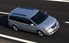 2012 Lancia Voyager Fun and Elegant Vechile Concept