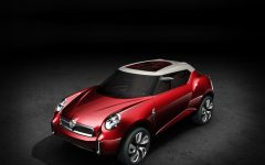 2012 MG Icon Concept at Beijing Motor Show