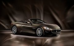 2012 Maserati GranCabrio Fendi Review