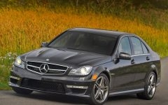 2012 New Mercedes Benz C63 AMG Concept Information