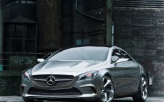 2012 Mercedes-Benz Style Coupe Specs