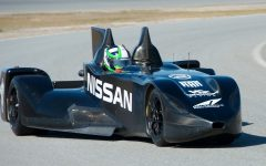 2012 Nissan Delta Wing at 24 Hours LeMans