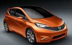 2012 Nissan Invitation Concept Review