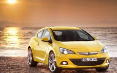 2012 Opel Astra GTC Dramatic Luxurious Concept