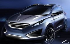 2012 Peugeot Urban Crossover Review