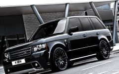 2012 Range Rover Westminister Black Label Edition – Kahn Design
