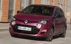 2012 Renault Twingo Review