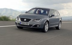 2012 Seat Exeo ST Dynamic and Efficient Car