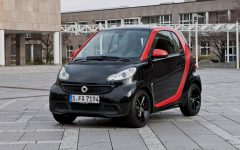 2012 Smart Fortwo Sharpred Review and Price