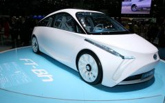 2012 Toyota FT-Bh Concept at Geneva