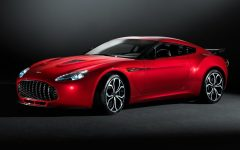 2013 Aston Martin V12 Zagato Produced Only 101
