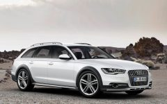 2013 Audi A6 allroad quattro Review