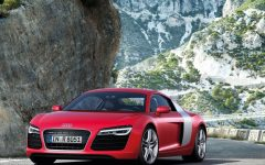 2013 Audi R8 Model Version Review