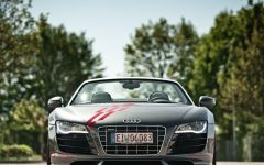 2013 Audi R8 V10 Spyder Supercar Review
