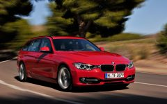 2013 BMW 3-Series Touring Review