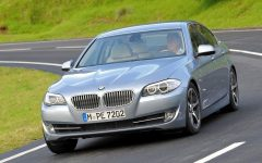 2013 BMW 5 ActiveHybrid Review