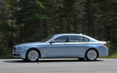 2013 BMW 7 ActiveHybrid Price Review