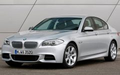2013 BMW M550d xDrive Review