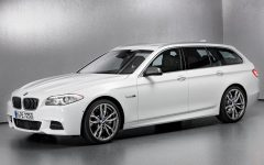2013 BMW M550d xDrive Touring Review